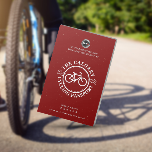 Tri It Multisport Calgary Cycling Passport