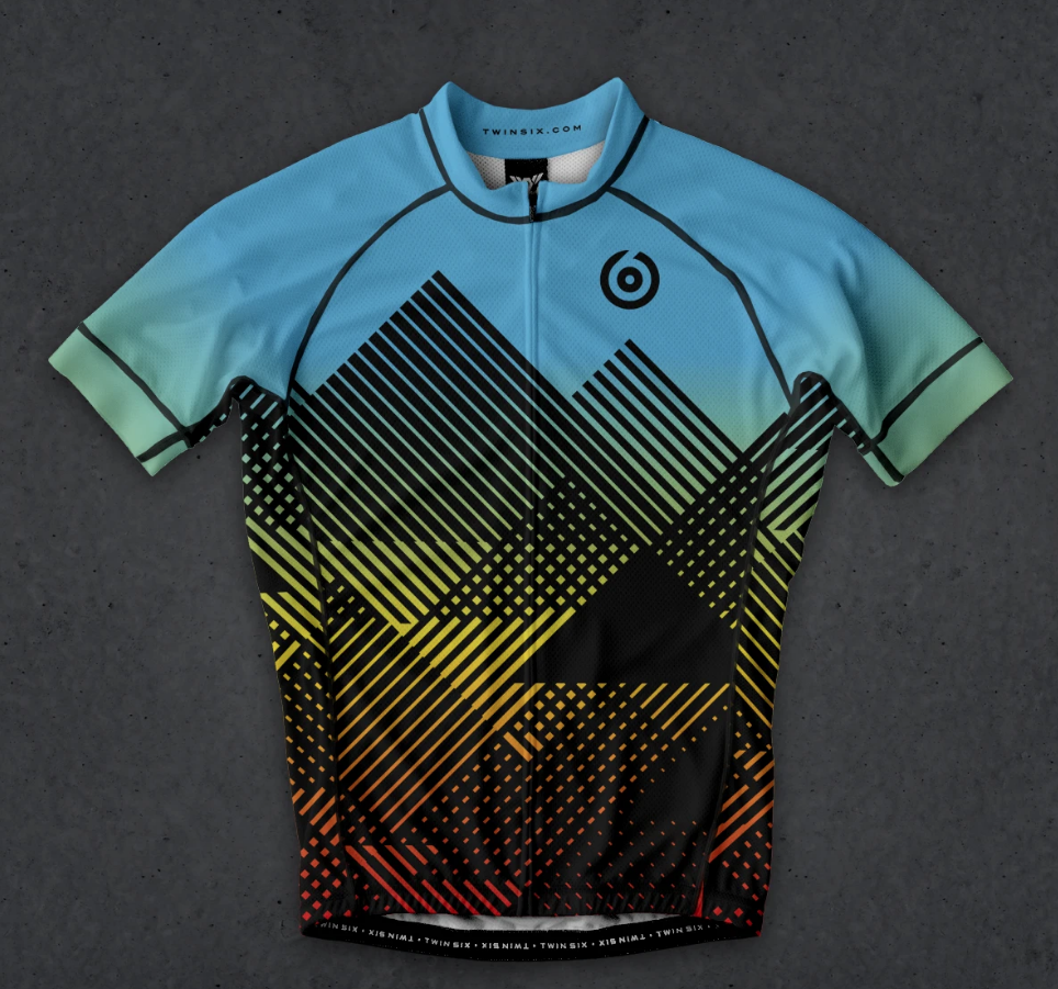 Twin Six TWIN SIX Standard Race Mens Jersey