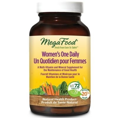 Mega Food Megafood Women's One Daily