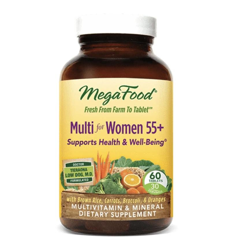 Mega Food Megafood Women 55+ Daily