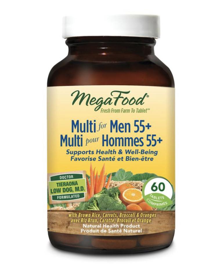 Mega Food Megafood Men's 55+ Daily