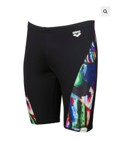 Arena Arena Men's Colourful Paintings Jammer