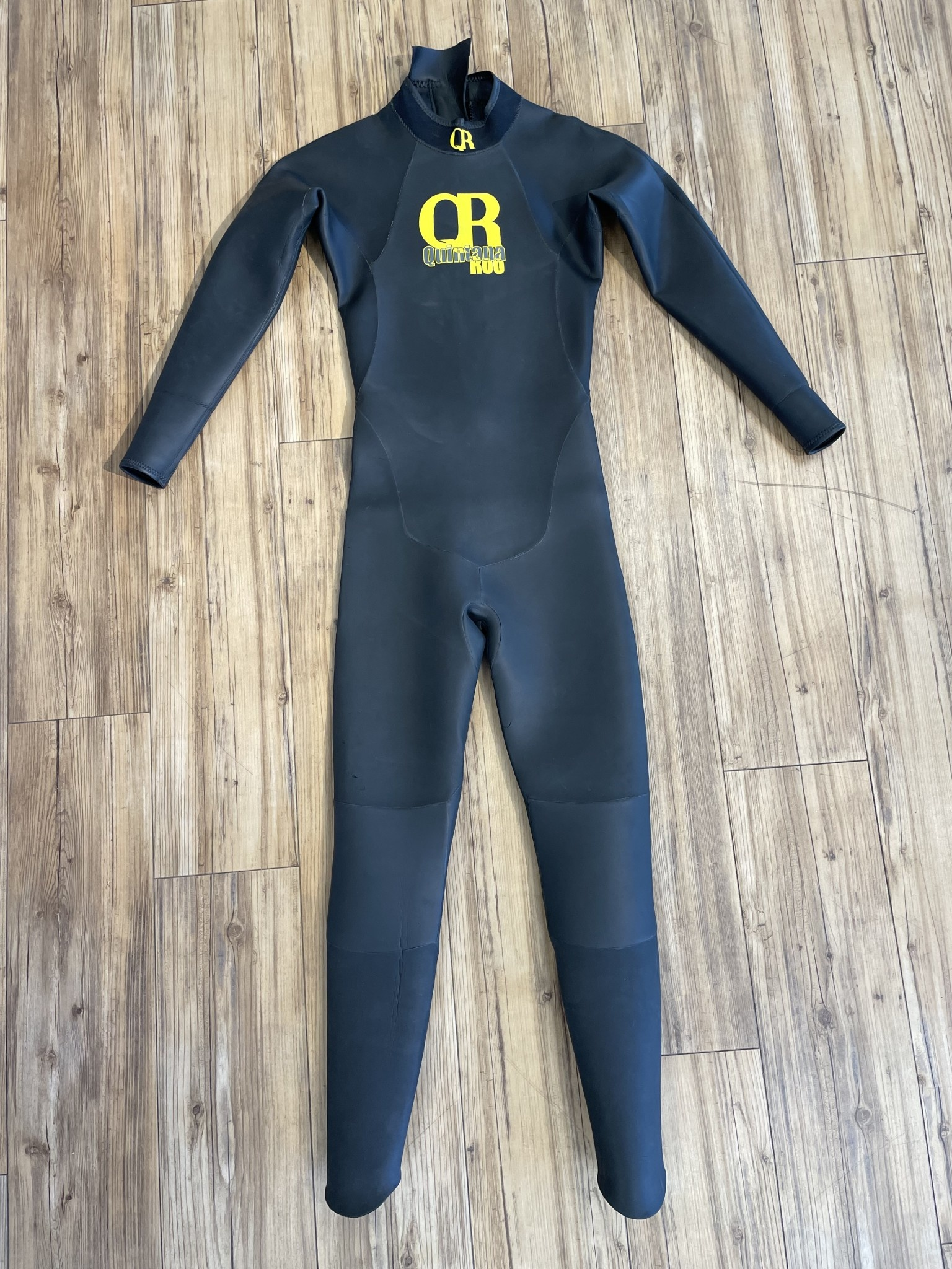 RESALE WETSUIT - Men's Quintana Roo Size S