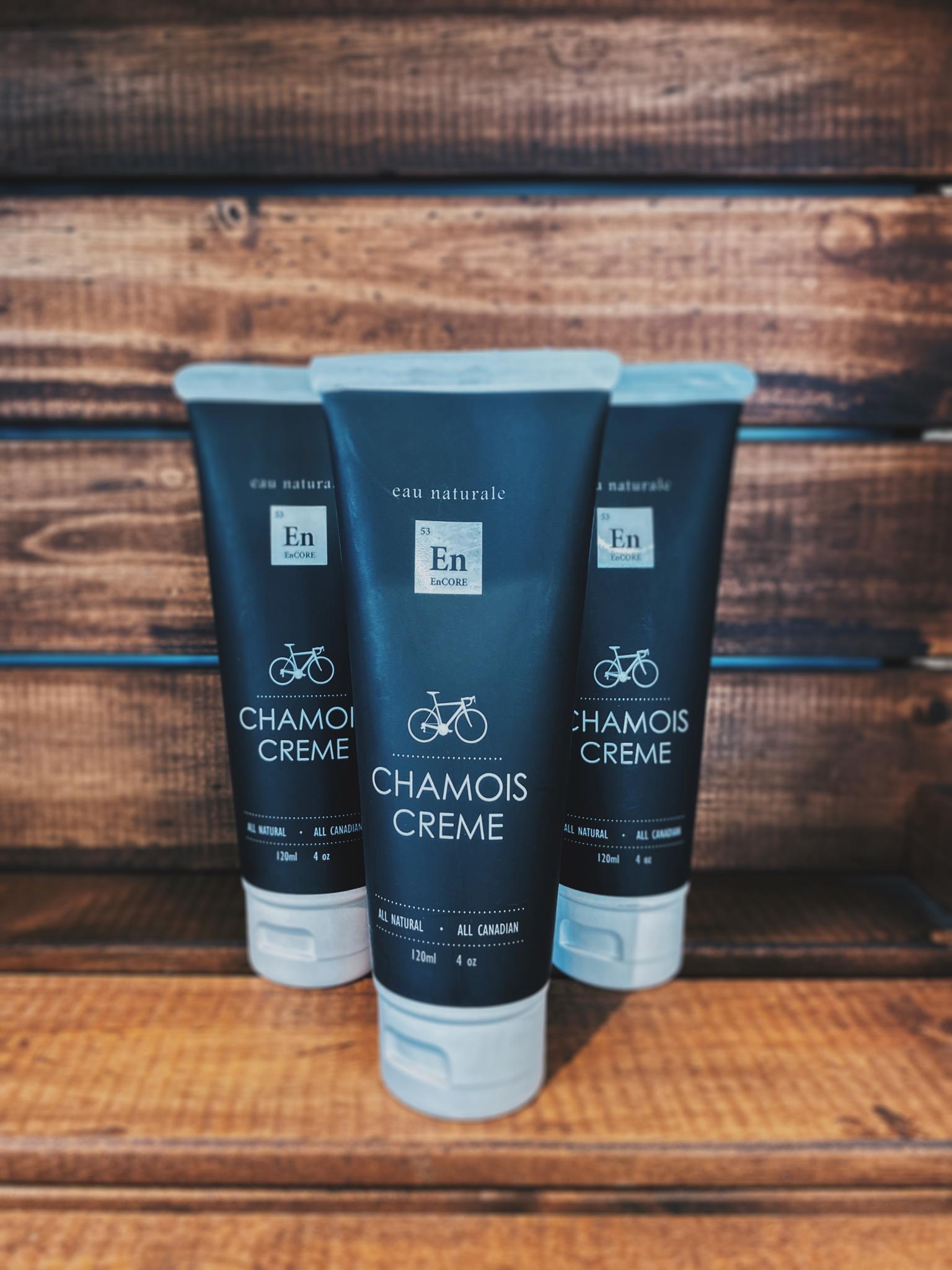 eau natural Chamois Cream