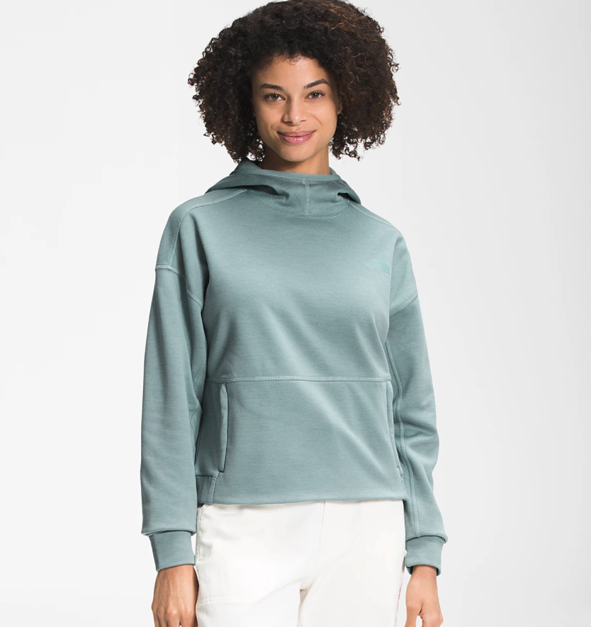 THE NORTH FACE The North Face Women's Canyonlands Pullover Crop Hoodie