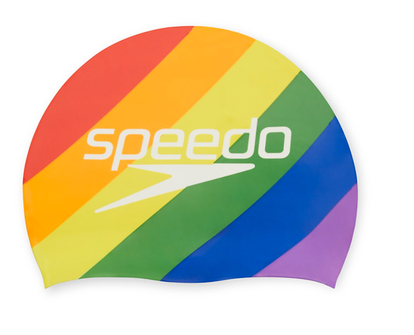 SPEEDO Speedo Printed Silicone Swim Cap