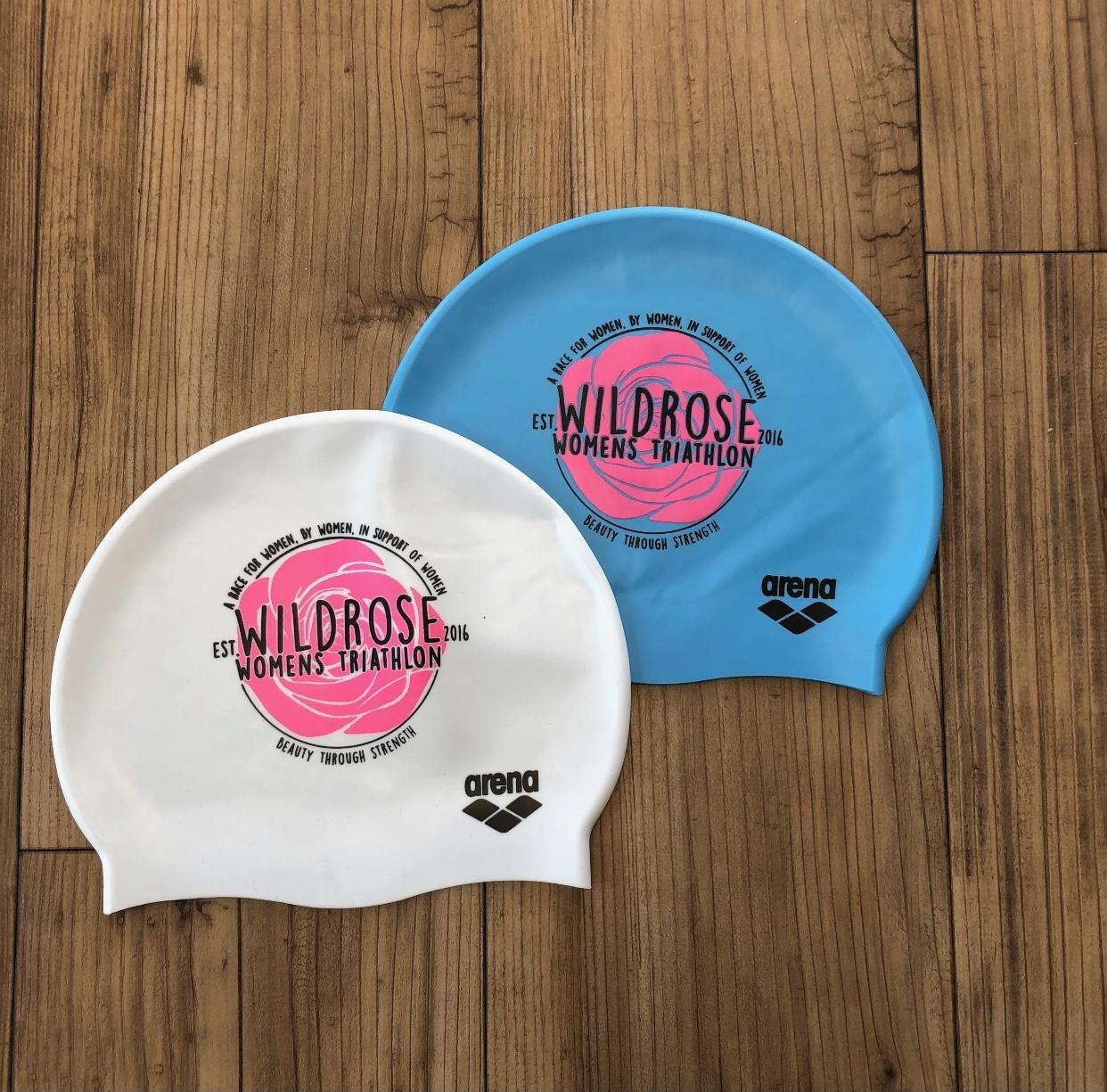 Arena Arena Wildrose Silicone Swim Cap