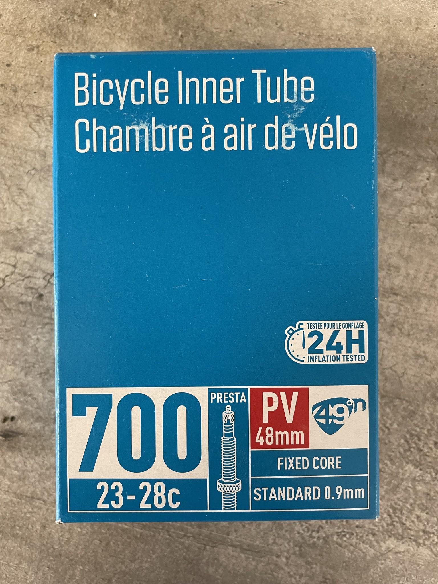 Bicycle Inner Tube 700 x 23-28c