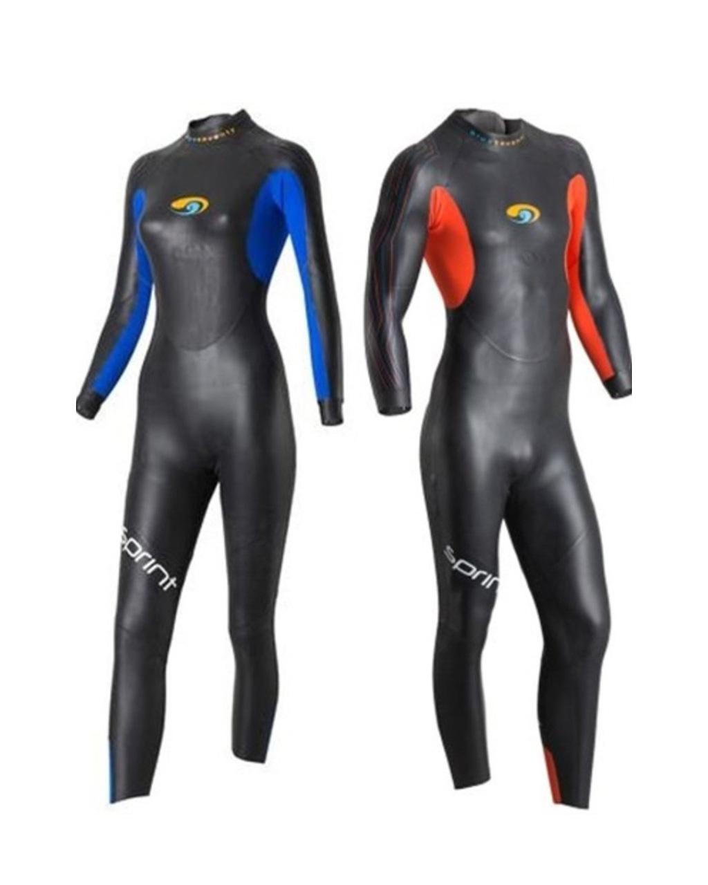 Tri It Multisport Rental Wetsuit (Sept - April) - 1 week