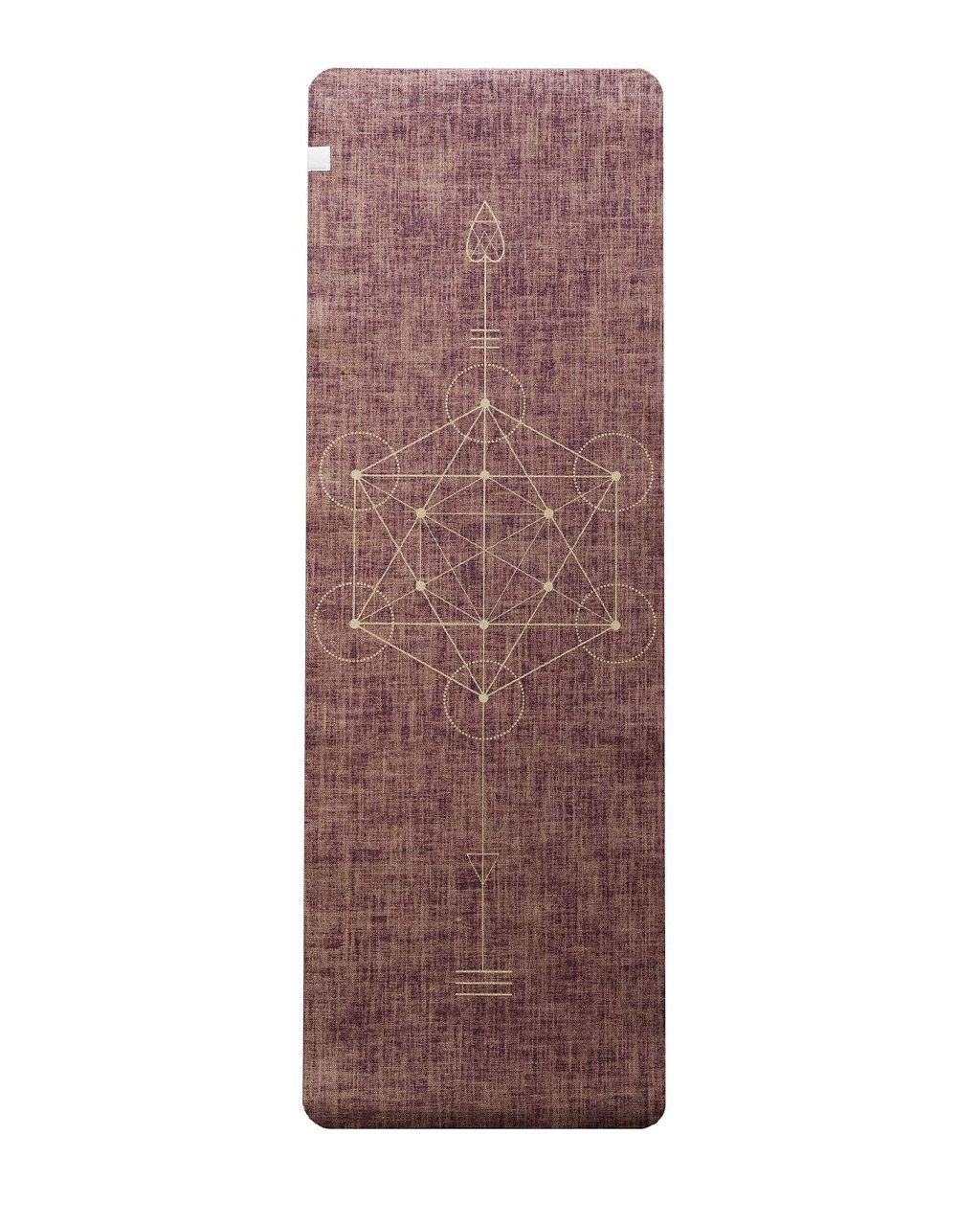 YogaTribe YogaTribe 100% Organic Jute Yoga Mat