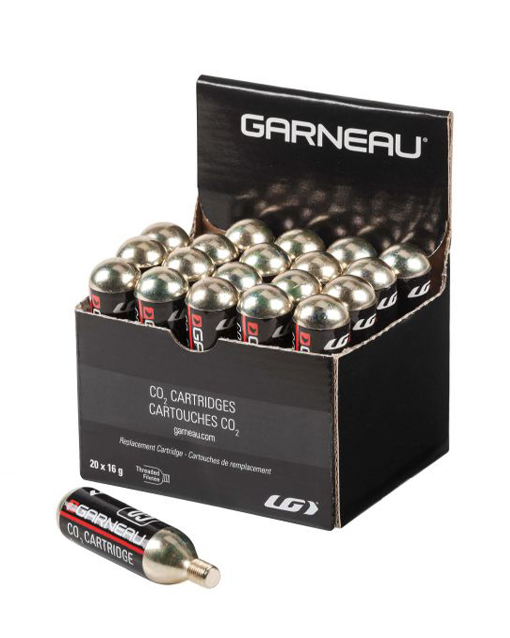 Louis Garneau Louis Garneau co2 Cartridges 16g