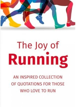 RANDOM HOUSE The Joy Of Running By Jackie Corley