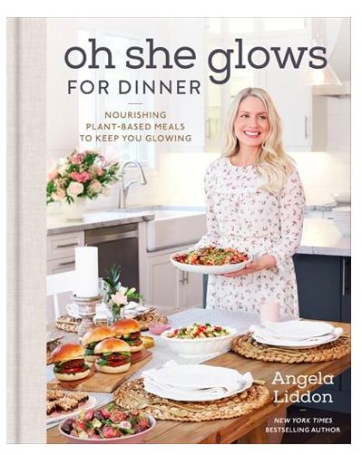 RANDOM HOUSE Oh She Glows For Dinner - Angela Liddon  book