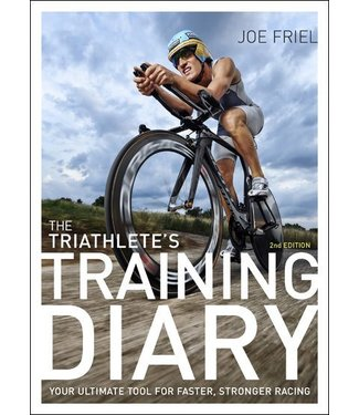THE TRIATHLETE'S TRAINING DIARY, J. FRIEL