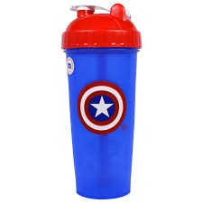 Hammer Nutrition Team Perfect Shaker Hero Bottle 800ml