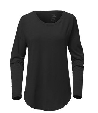 THE NORTH FACE WOMENS WORKOUT LONG SLEEVE