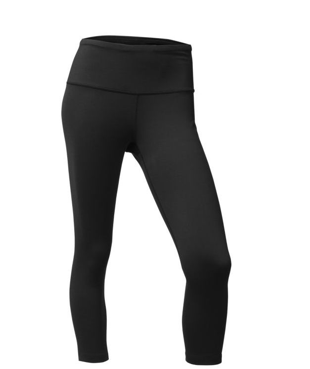THE NORTH FACE WOMENS MOTIVATION CROP W/ POCKETS