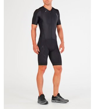 2XU MEN'S PERFORM FULLZIP SLEEVED TRI SUIT