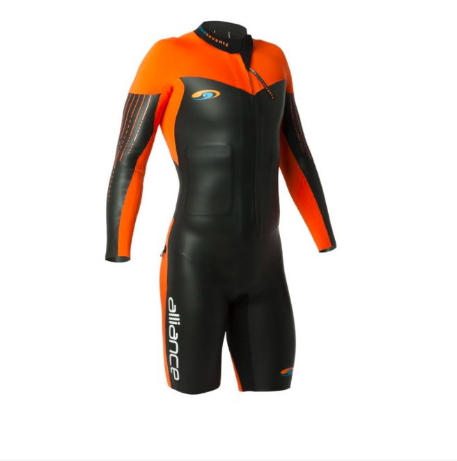 BLUESEVENTY Blueseventy Men's SwimRun Alliance Wetsuit