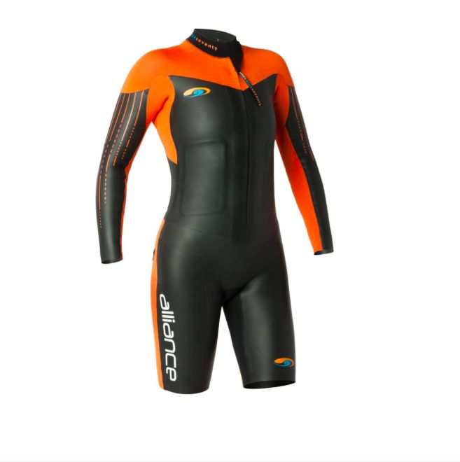 BLUESEVENTY Blueseventy Women's Alliance SwimRun Wetsuit