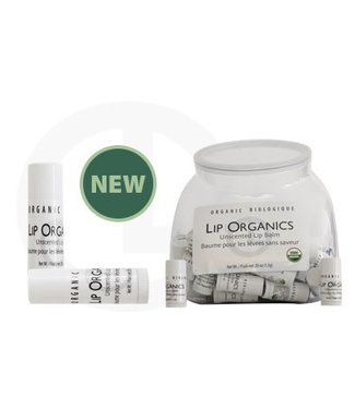 Lip Organics Mini - Unscented