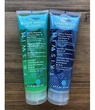 SBR SBR TRISWIM BODY WASH/SHAMPOO COMBO