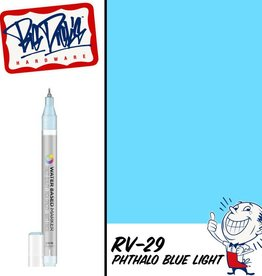 MTN Water Color 0.8mm Marker - Phthalo Blue Light