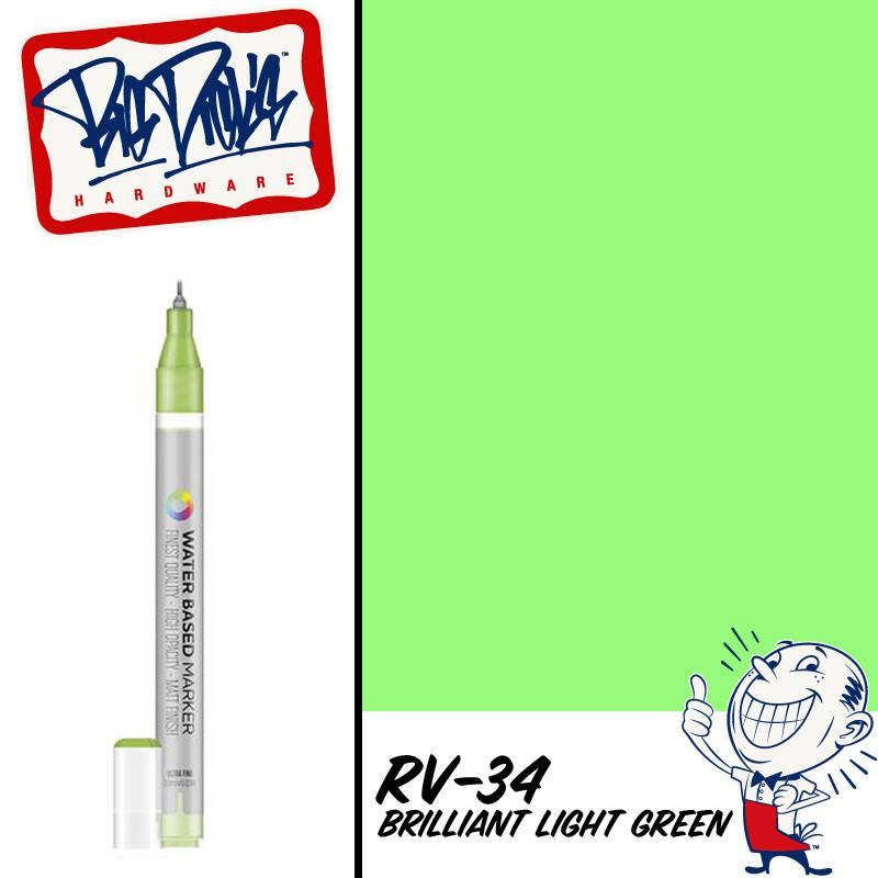 MTN Water Color 0.8mm Marker - Brilliant Light Green