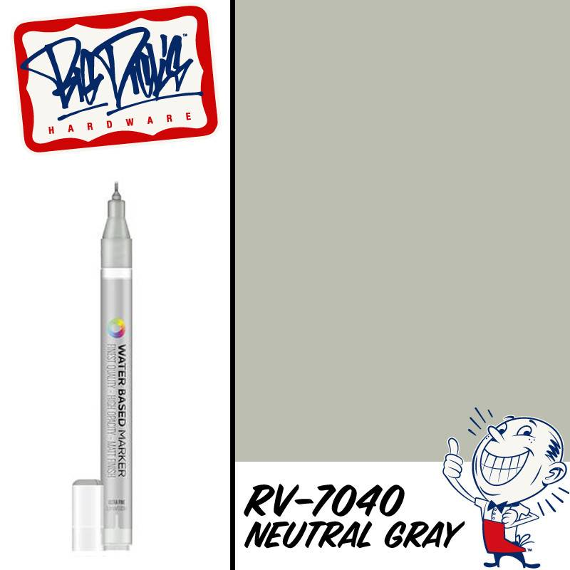 MTN Water Color 0.8mm Marker - Neutral Grey
