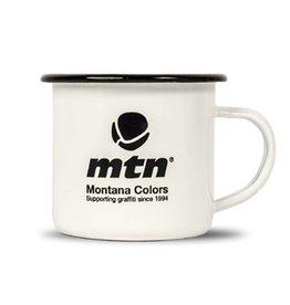 MTN 94 Enamel Mug - White