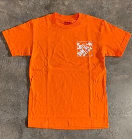 BDH Tee - The Homie Dick - Orange