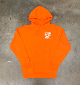 BDH Pullover Hoodie - The Homie Dick - Safety Orange