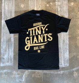 Tiny Giants Tee - Squad - Black