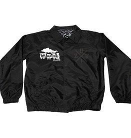 Dissizit Coaches Jacket - DZT Crossing - Black