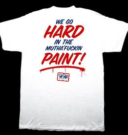 BDH Tee - We Go Hard - White