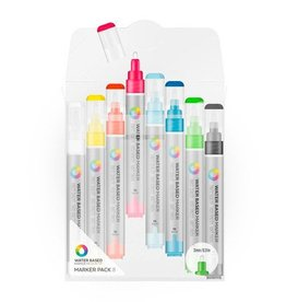 MTN Water Color 3m Marker 8pk