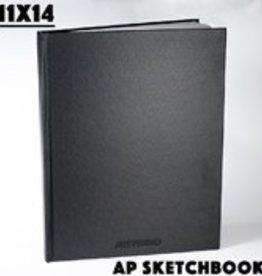 "Art Primo Blackbook - 11"" x 14"""