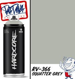 MTN Hardcore Spray Paint - Squatter Grey RV-366