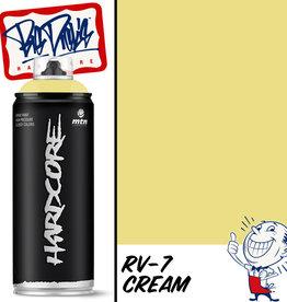 MTN Hardcore Spray Paint - Cream RV-7
