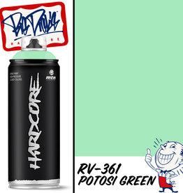 MTN Hardcore Spray Paint - Potosi Green RV-361