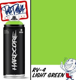 MTN Hardcore Spray Paint - Light Green RV-4