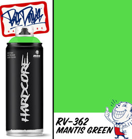 MTN Hardcore Spray Paint - Mantis Green RV-362