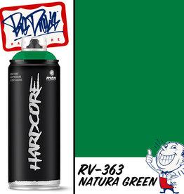 MTN Hardcore Spray Paint - Natura Green RV-363