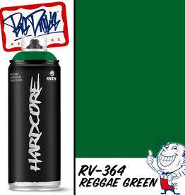 MTN Hardcore Spray Paint - Reggae Green RV-364