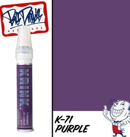 Krink K-71 Paint Marker - Purple