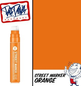 MTN Street Paint 15m Marker - Orange