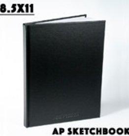"Art Primo Blackbook - 8.5"" x 11"""