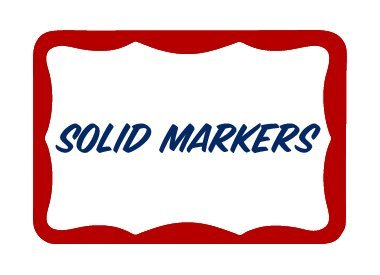 Solid Markers