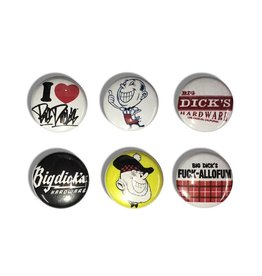 "BDH Button Pin Set - Scotty (Size 1"")"