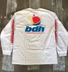 BDH L/S Tee - Hardware - White